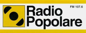 Radio Popolare e Nicoletta Filella